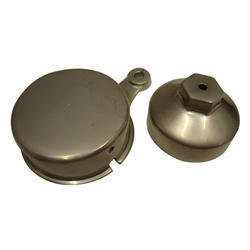 Dull Nickel Chrome Plating