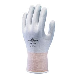370 Assembly Grip Showa Nitrile Palm Coated Gloves