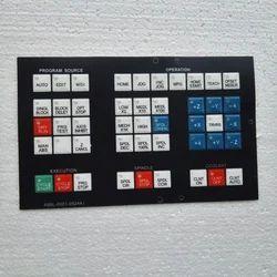 Fanuc Membrane Keypad