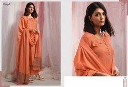 Ganga Present Soft As A Dove Woollen Pashmina Winter Wear Salwar Suit