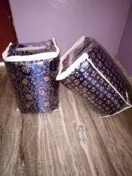 Jaipuri Satin Printed Quilt