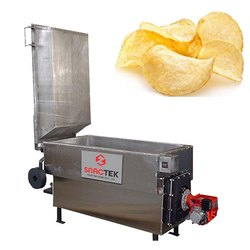 Potato Chips Batch Fryer