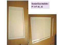 Slider Acrylic Photo Frame, For Home, Size: A3 And Also Available In A4