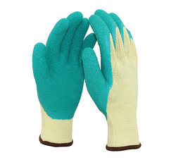 Latex Coated Gloves