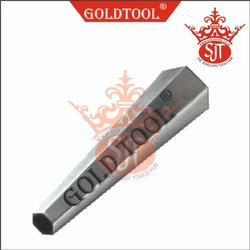 Gold Tool Bracelet Mandrel Octagon