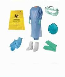 Non Woven PPE Kit Covice 19 Protection