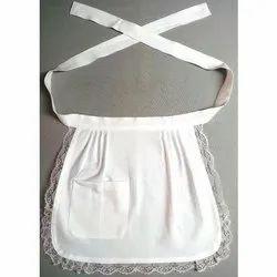 Cotton Half Waist Apron