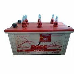 Base BT 15000 150AH Tubular Battery, 518 X 275 X 285 (l X W X H) Mm, Warranty: 36 Months