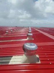 SS Industrial Air Ventilator