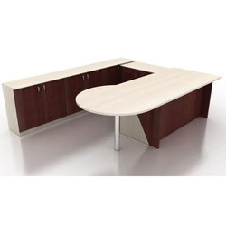 Plywood Executive Table