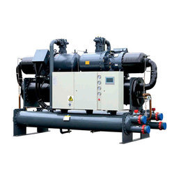 Three Phase Semi-Automatic Weather Proof Chillers