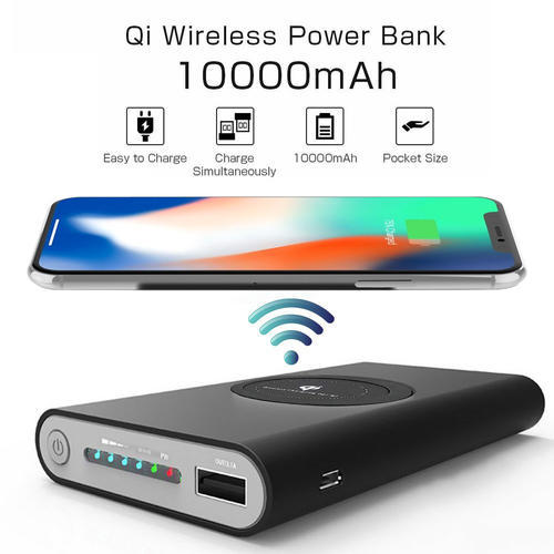 b06063bf3f47e Roq Universal Wireless Charger & Power Bank 10000mah