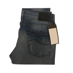 Lee Casual Wear Denim Jeans, Waist Size: 32 and 34