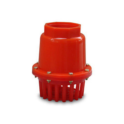 PP Bolt Foot Valve