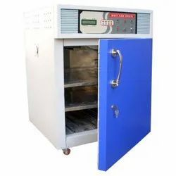 Stainless Steel Hot Air Oven, Size: 12x12X12