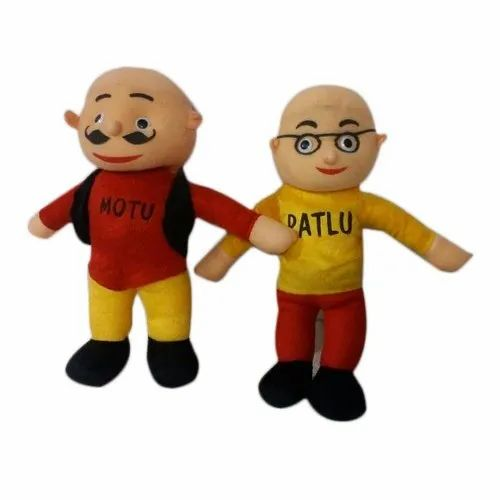 Motu Patlu Soft Toy