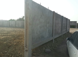 Precast Customized Boundary Walls
