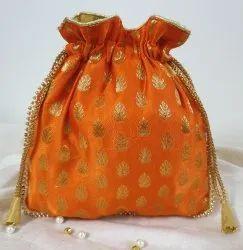 Panigha Promotional Bags Silk Potli Bag