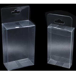 Transparent Packaging Boxes