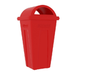 Industrial Dustbin 80 Liters