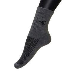 Cotton Lycra Medium Length Mens Terry Sports Socks