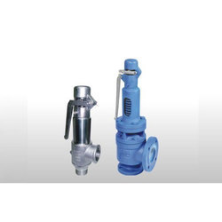 IBR Approved POP Type Safety Valve