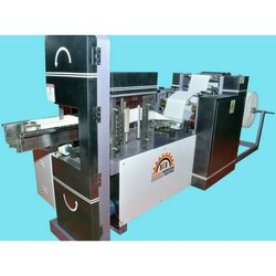 Single Phase Paper Napkin Making Machine