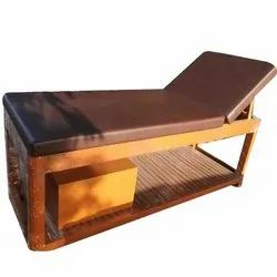 Wooden Spa Bed