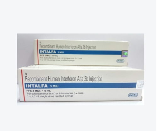 Intas Recombinant Human Interferon Alfa 2B Injection