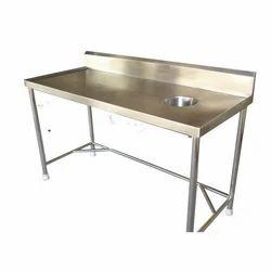 Chute Table