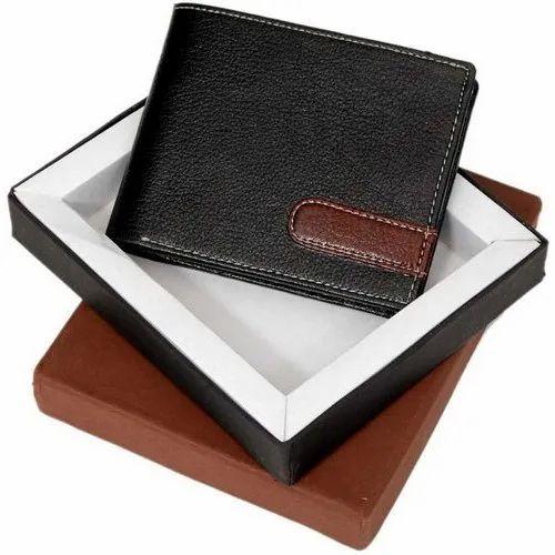 19b882fa2281 Inbrid Male Men Designer Leather Wallet, Card Slots: 5, Rs 290 ...