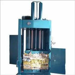 Cardboard Scrap Baling Press