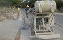 Curb Cutting Machine