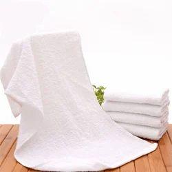 BR Plain White Disposable Spa Towel, 60 GSM, Size: 16x24 Inch
