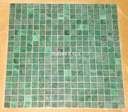 Malachite Tile Back On Net/Mash
