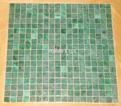 Malachite Tile Back On Net/Mash