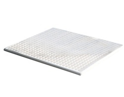 White Square PP Drying Tray