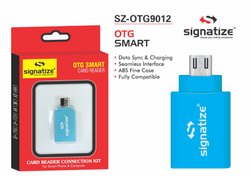 Signatize-OTG 9012 Smart OTG Connector High Speed-Ultra Thin