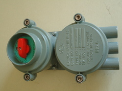 16A Rotary Switch