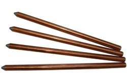 Indlec Earthing Rods