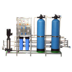 Reverse Osmosis 1000lph Industrial RO Water Purifier Plant, Water Storage Capacity: 1000 L