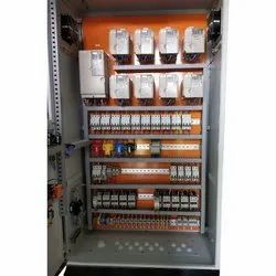 Electric Control Panel, Operating Voltage: 220-415 V, Degree of Protection: IP55