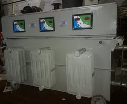 250 KVA Industrial Voltage Stabilizer
