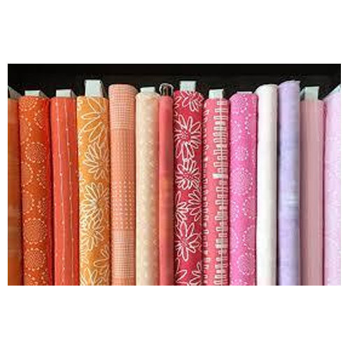 Polyester Multicolor Printed Fabric Roll