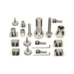 Stainless Steel Machine Components