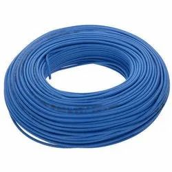 Pvc 0.25 Square mm-400Square mm Blue Electric House Wire, House Wiring