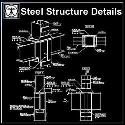 Steel Structure 3D Designing Services