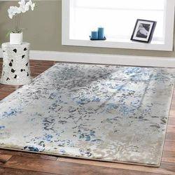 Rectangular Designer Floor Carpet