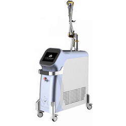 Q Switch Nd Yag Laser Skin Care System