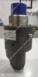Double Passage Flanged Hydraulic Rotary Unions
